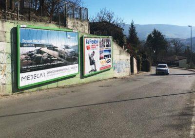 Via Giovanni XXIII – Circuiti L01 – L02